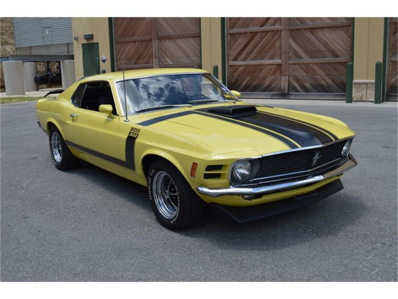 Large Picture of Classic '70 Mustang Offered by LT Car Holding - GJNY