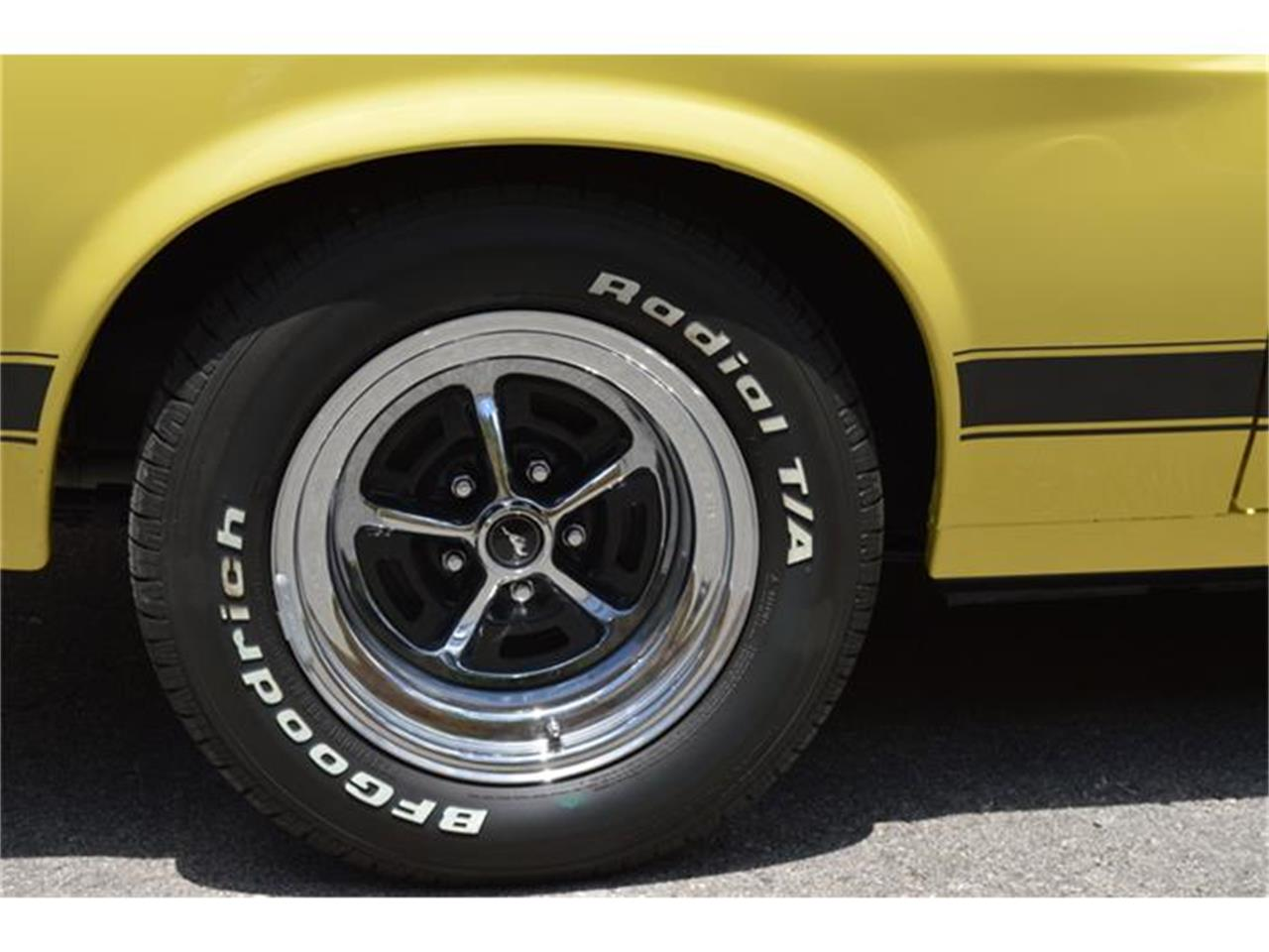 Large Picture of Classic '70 Mustang located in Texas - $87,950.00 - GJNY