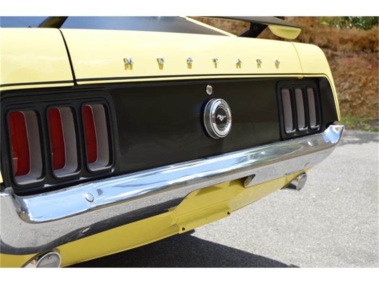 Large Picture of '70 Mustang - GJNY