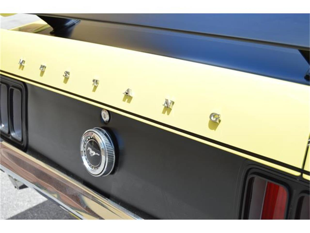 Large Picture of Classic 1970 Ford Mustang located in San Antonio Texas - $87,950.00 Offered by LT Car Holding - GJNY