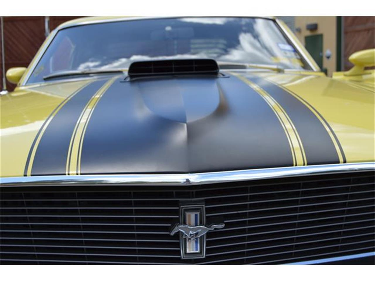 Large Picture of 1970 Ford Mustang located in San Antonio Texas - $87,950.00 Offered by LT Car Holding - GJNY