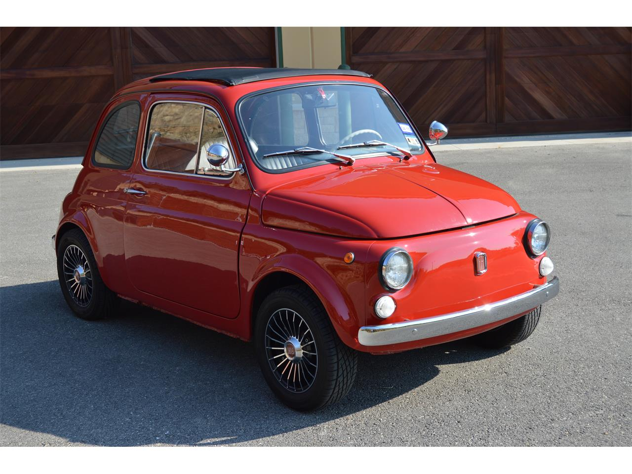 Large Picture of '70 Cinquecento located in San Antonio Texas - $24,000.00 Offered by LT Car Holding - GJO4