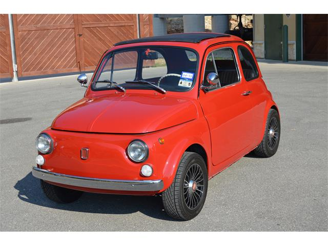 Picture of '70 Cinquecento located in Texas - $24,000.00 - GJO4
