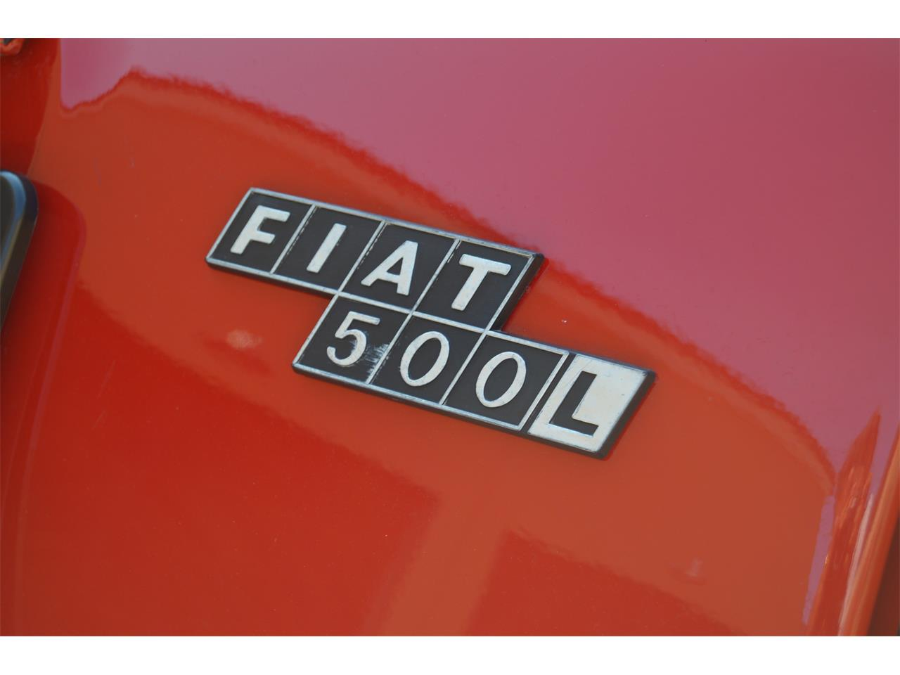 Large Picture of '70 Fiat Cinquecento located in San Antonio Texas - $24,000.00 Offered by LT Car Holding - GJO4