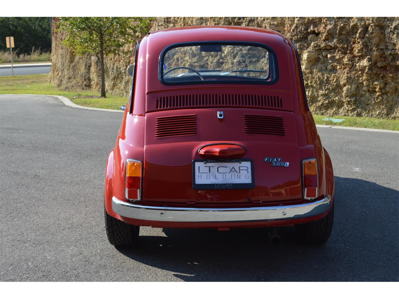 Large Picture of '70 Cinquecento Offered by LT Car Holding - GJO4