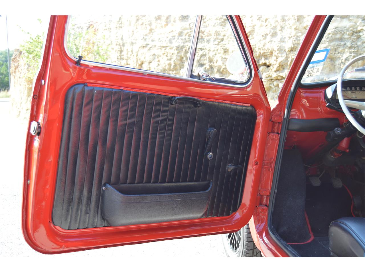 Large Picture of '70 Fiat Cinquecento located in San Antonio Texas Offered by LT Car Holding - GJO4