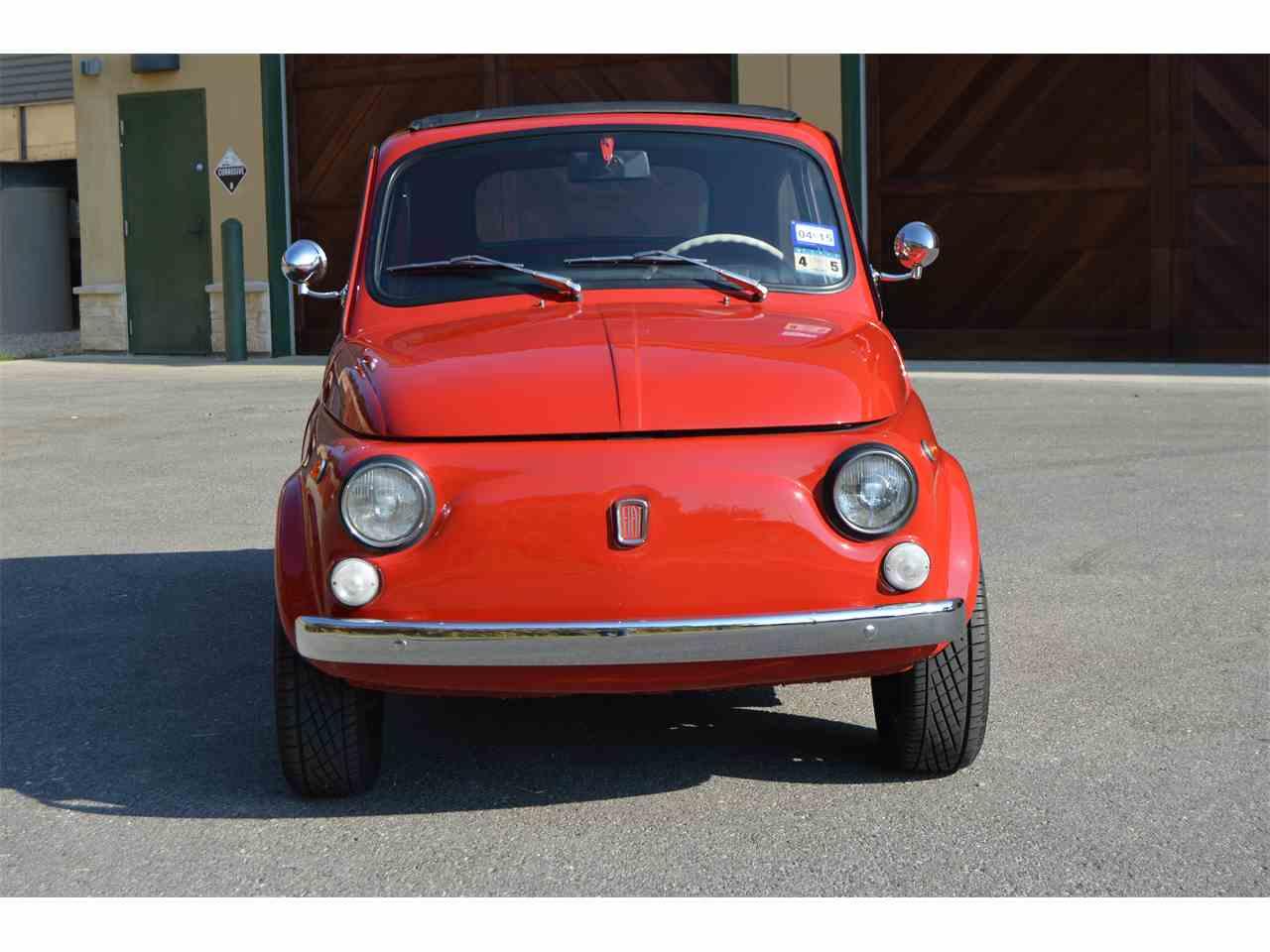 Large Picture of '70 Cinquecento - GJO4
