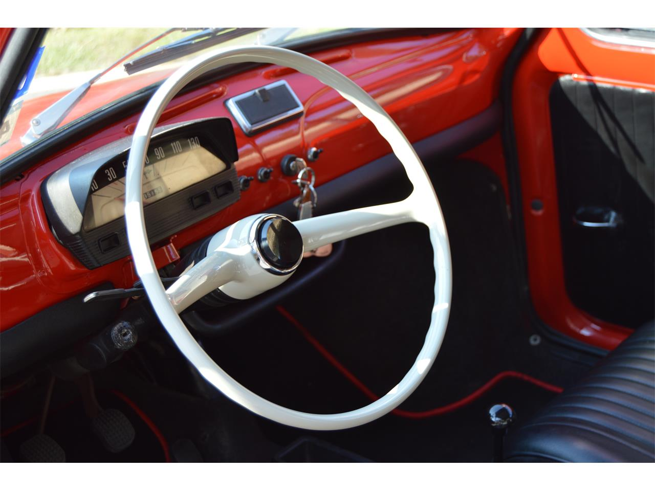 Large Picture of Classic 1970 Fiat Cinquecento - $24,000.00 Offered by LT Car Holding - GJO4