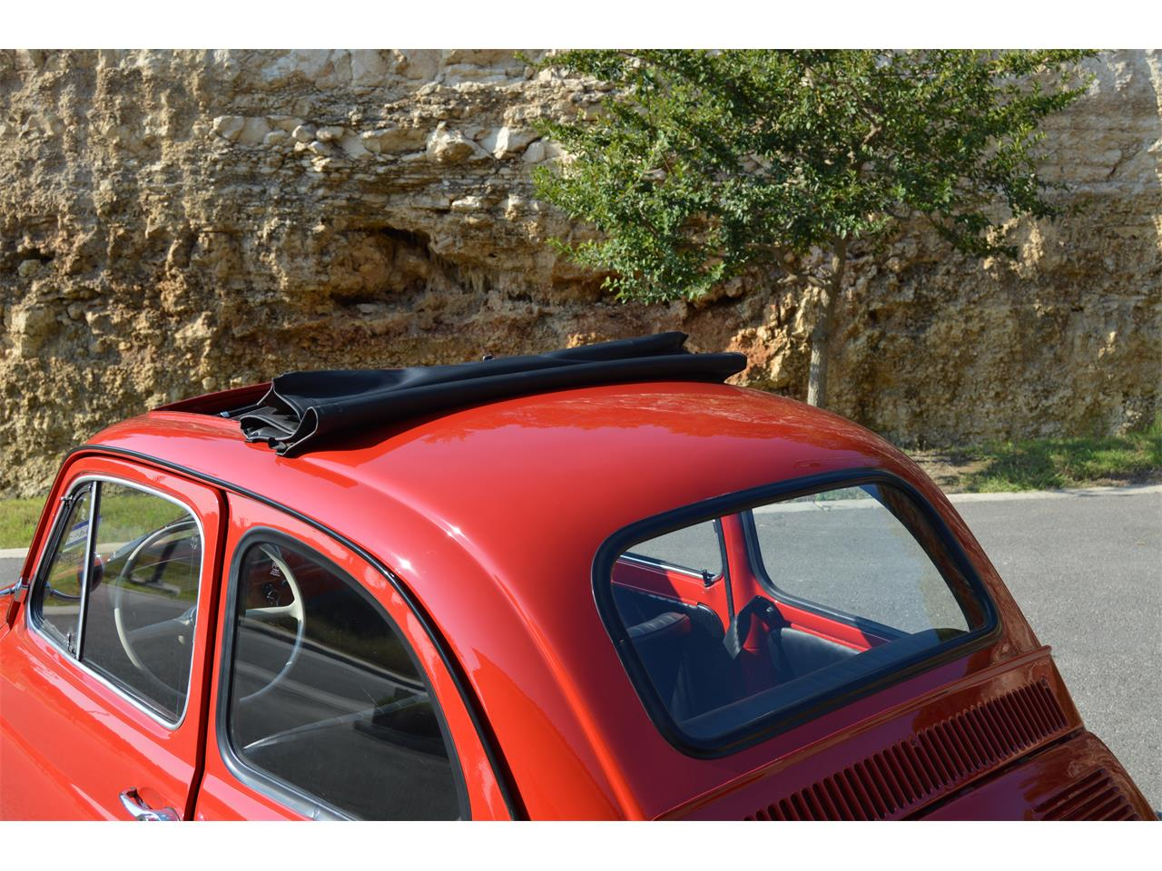 Large Picture of 1970 Cinquecento located in Texas Offered by LT Car Holding - GJO4