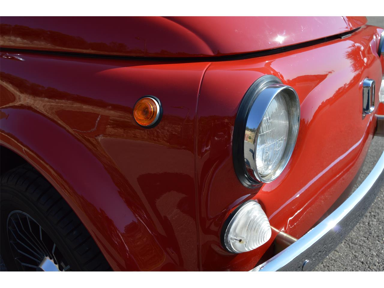 Large Picture of '70 Cinquecento located in Texas - $24,000.00 Offered by LT Car Holding - GJO4