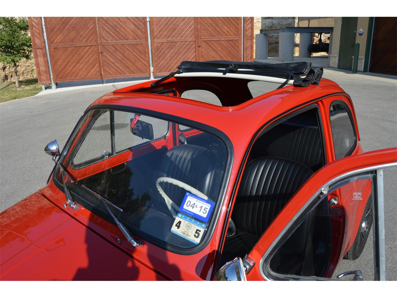 Large Picture of Classic '70 Fiat Cinquecento Offered by LT Car Holding - GJO4