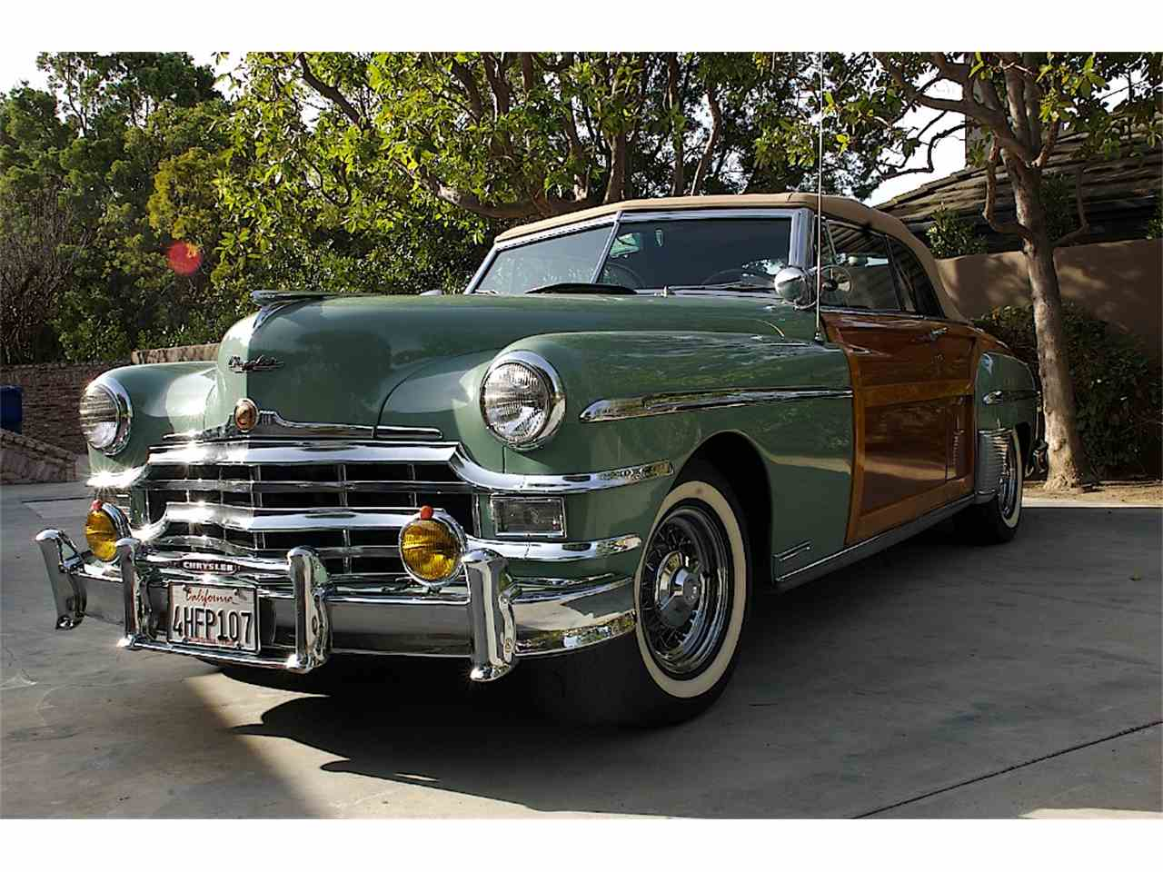 Large Picture of '49 Town & Country located in Camarillo California - GIAH
