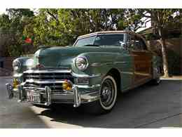 Picture of Classic '49 Chrysler Town & Country located in California - $79,999.00 - GIAH