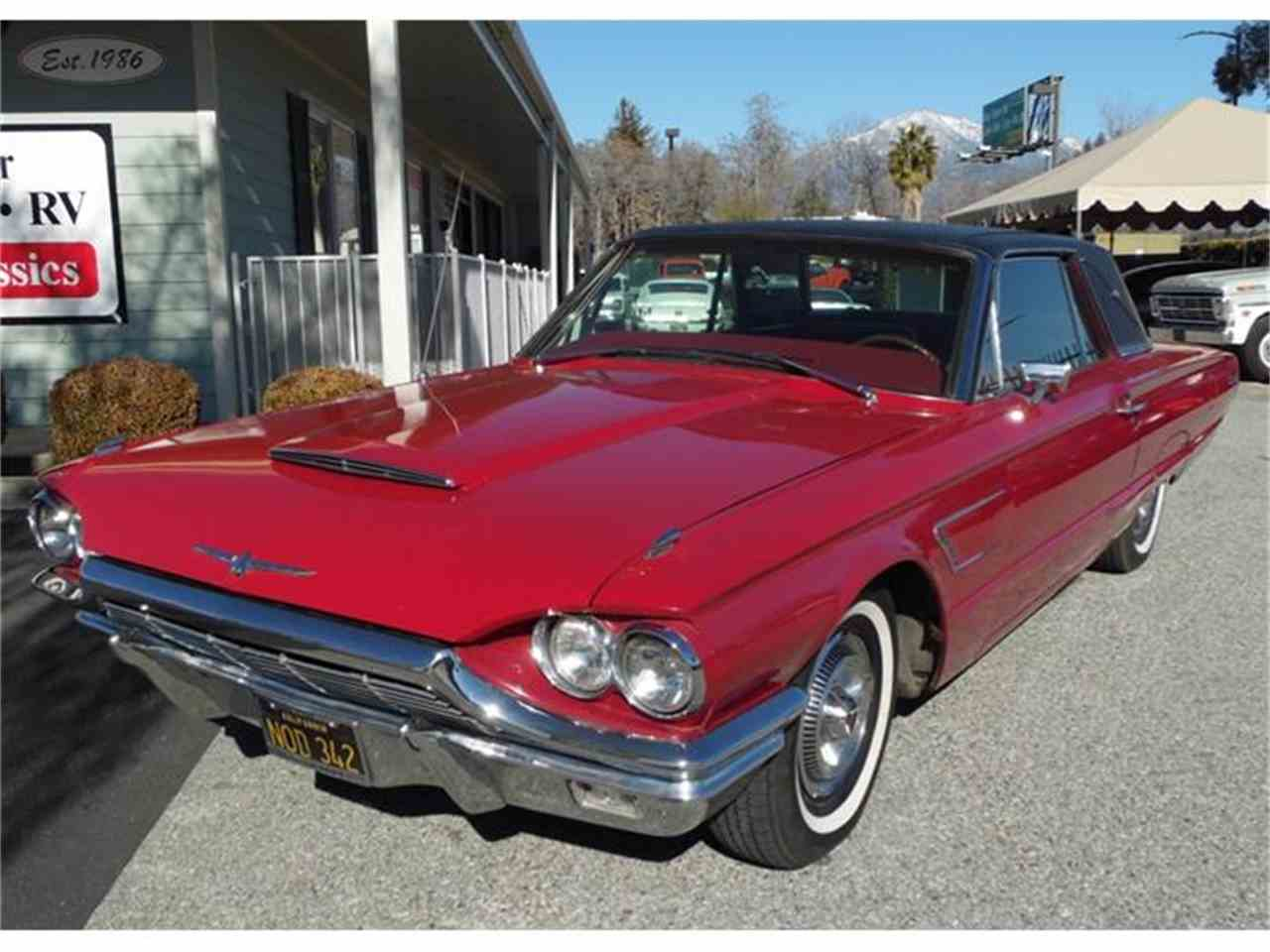 Large Picture of Classic '65 Thunderbird located in Redlands California Offered by Play Toys Classic Cars - GJSO