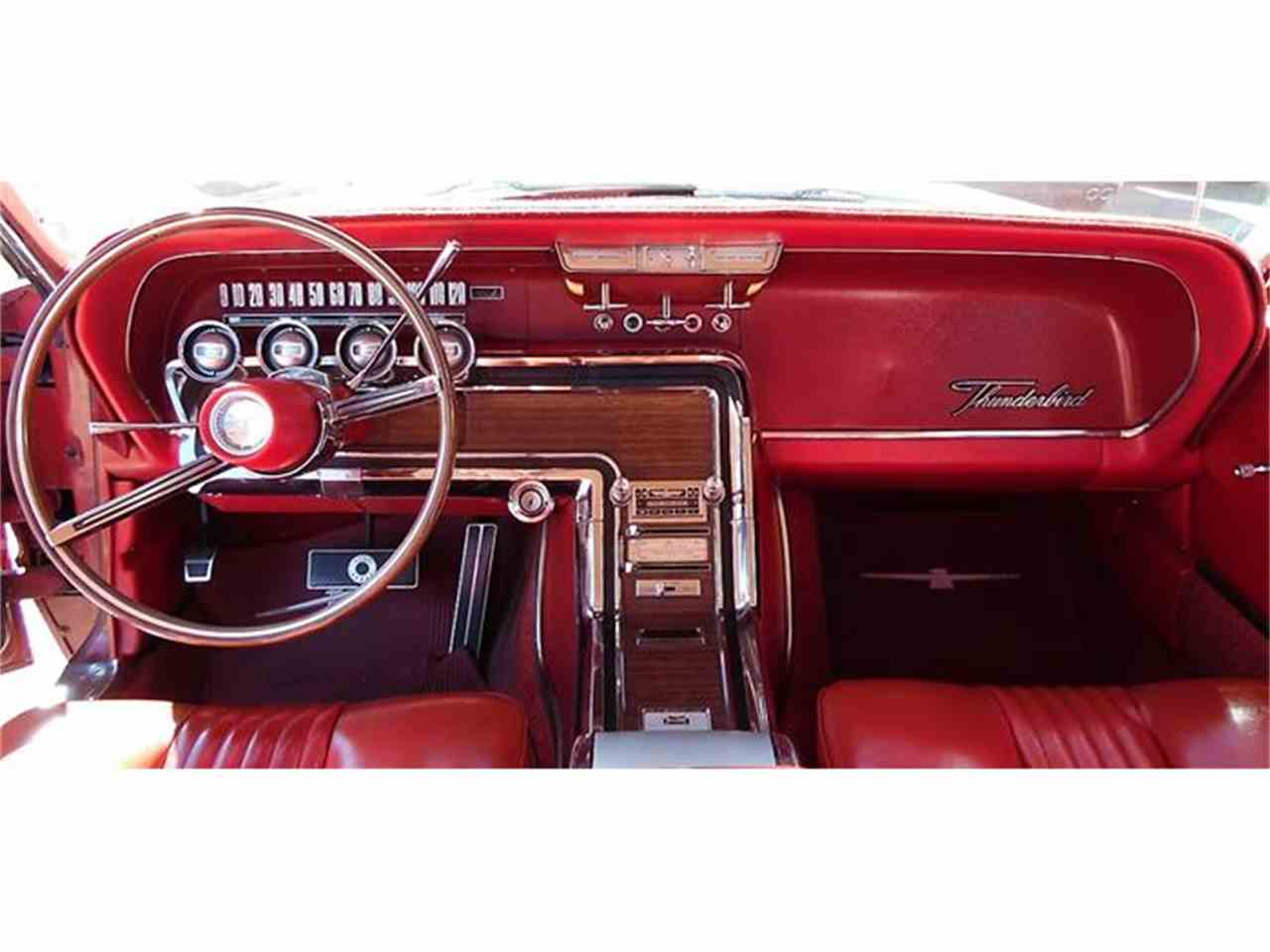 Large Picture of '65 Ford Thunderbird located in California - $12,995.00 - GJSO