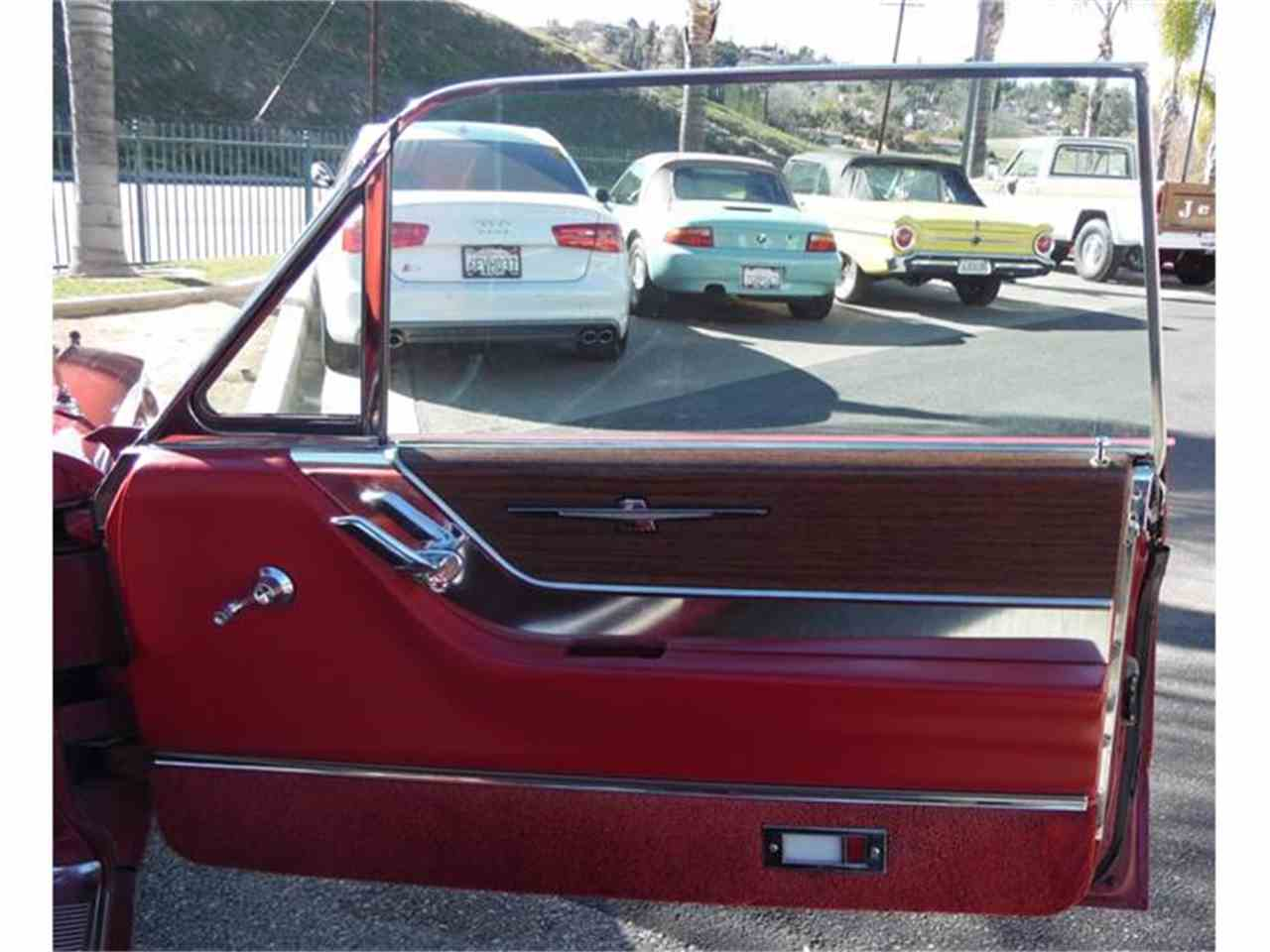Large Picture of 1965 Ford Thunderbird located in Redlands California Offered by Play Toys Classic Cars - GJSO