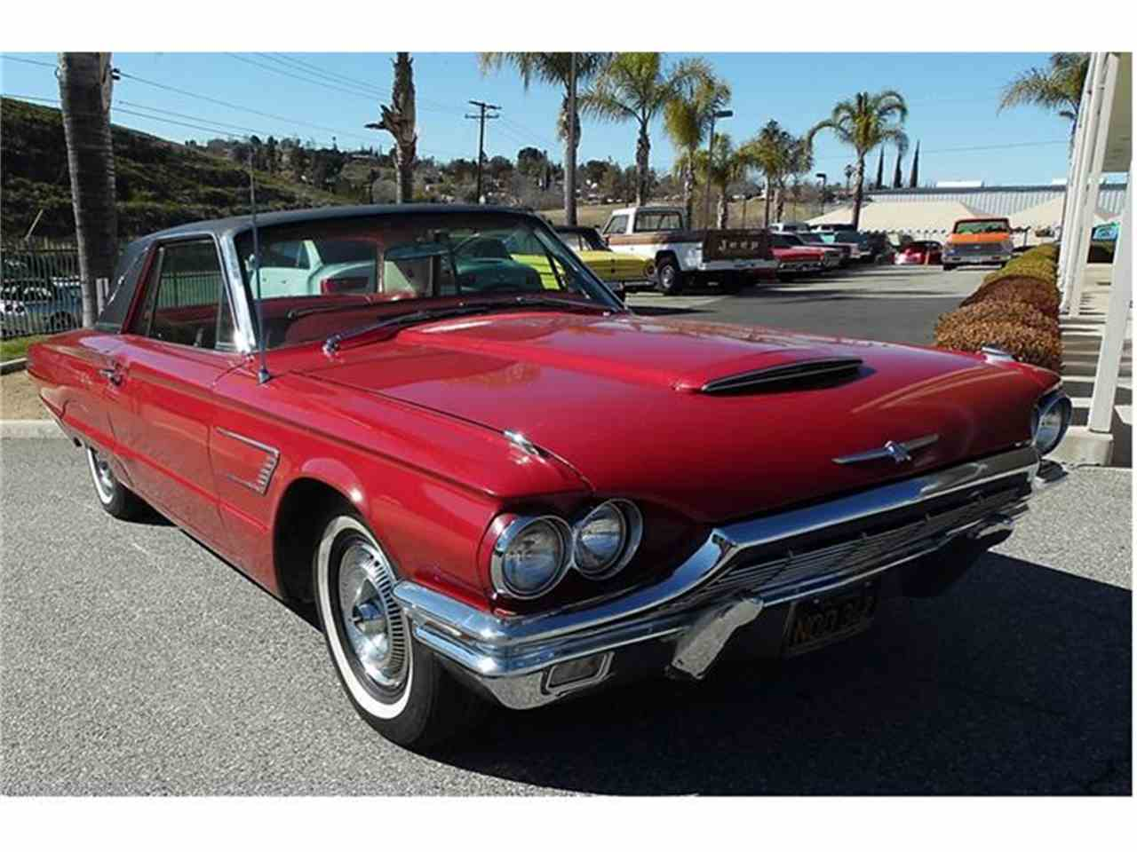 Large Picture of '65 Ford Thunderbird - $12,995.00 Offered by Play Toys Classic Cars - GJSO