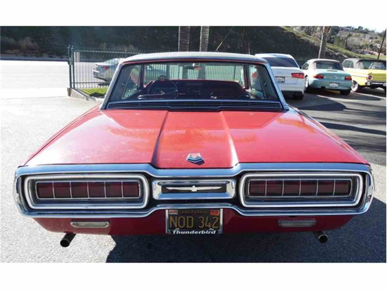 Large Picture of 1965 Ford Thunderbird located in California Offered by Play Toys Classic Cars - GJSO