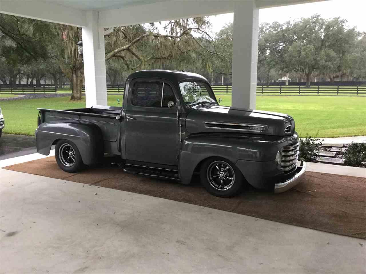 1950 ford f1 pickup for sale cc 770246. Black Bedroom Furniture Sets. Home Design Ideas