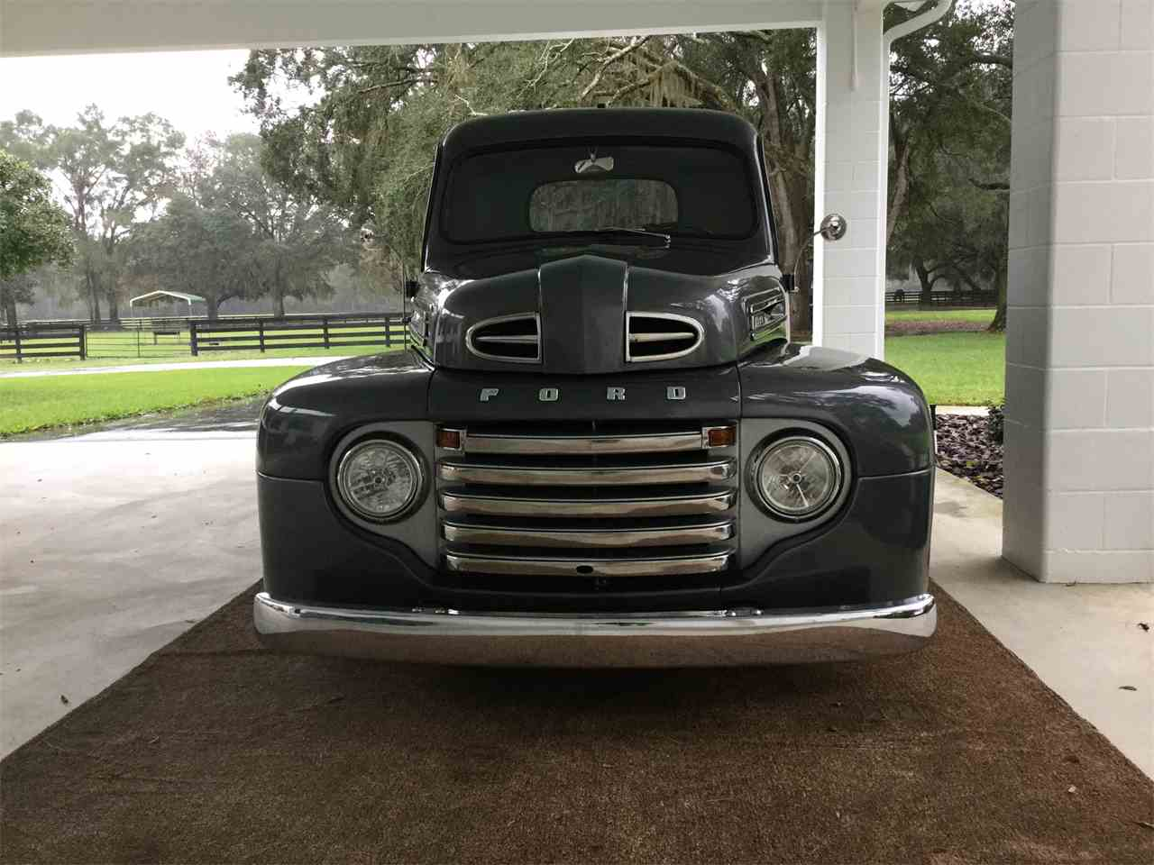 Large Picture of Classic '50 F1 Pickup Offered by a Private Seller - GIBQ