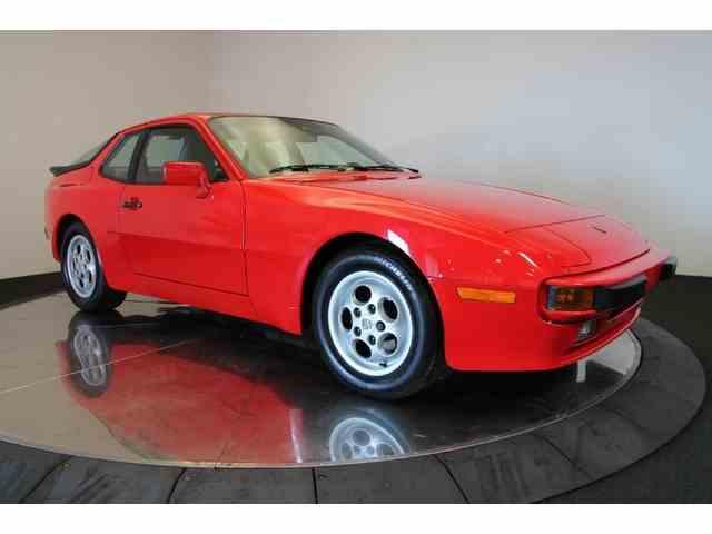 1987 Porsche 944 for Sale on ClicCars.com