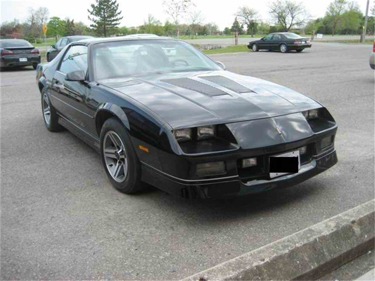 Large Picture of '86 Chevrolet Camaro IROC-Z located in Ontario - GK6I