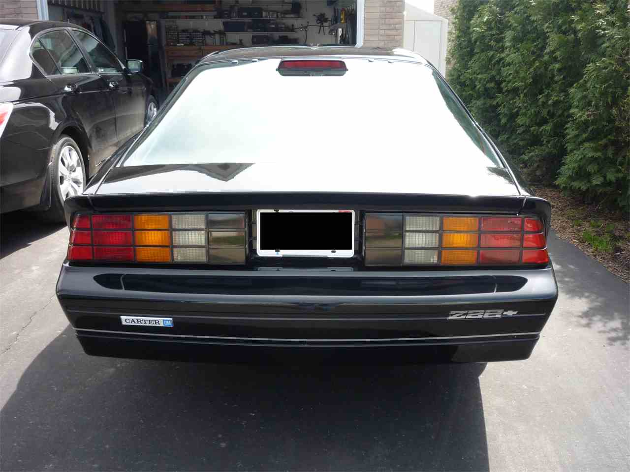 Large Picture of 1986 Chevrolet Camaro IROC-Z - $12,000.00 - GK6I