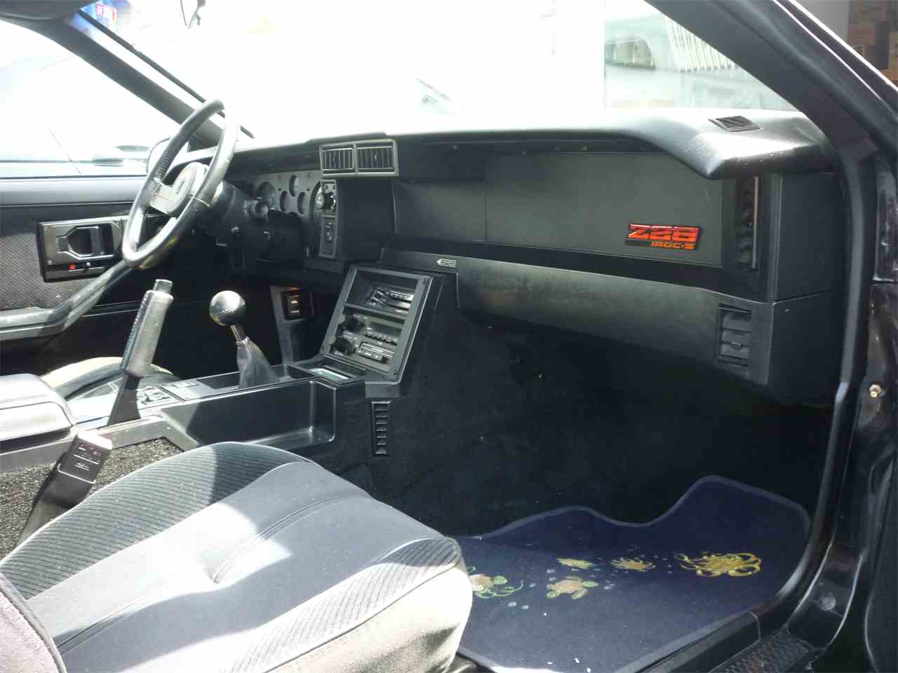 Large Picture of '86 Chevrolet Camaro IROC-Z - $12,000.00 Offered by a Private Seller - GK6I