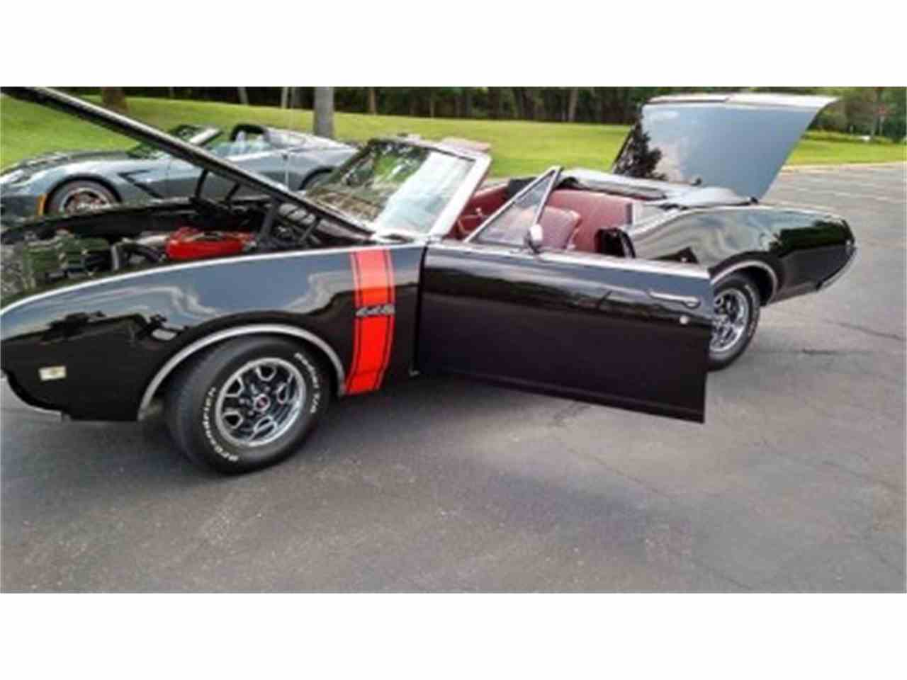 Large Picture of 1968 Oldsmobile 442 located in Illinois - $52,500.00 - GICH