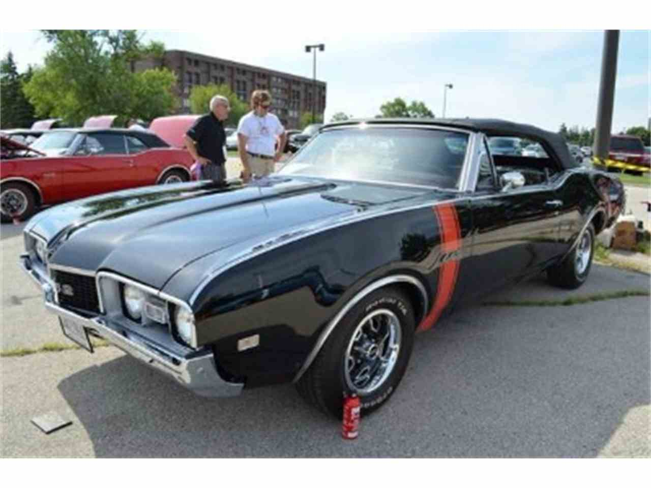 Large Picture of 1968 Oldsmobile 442 located in Palatine Illinois - $52,500.00 Offered by North Shore Classics - GICH