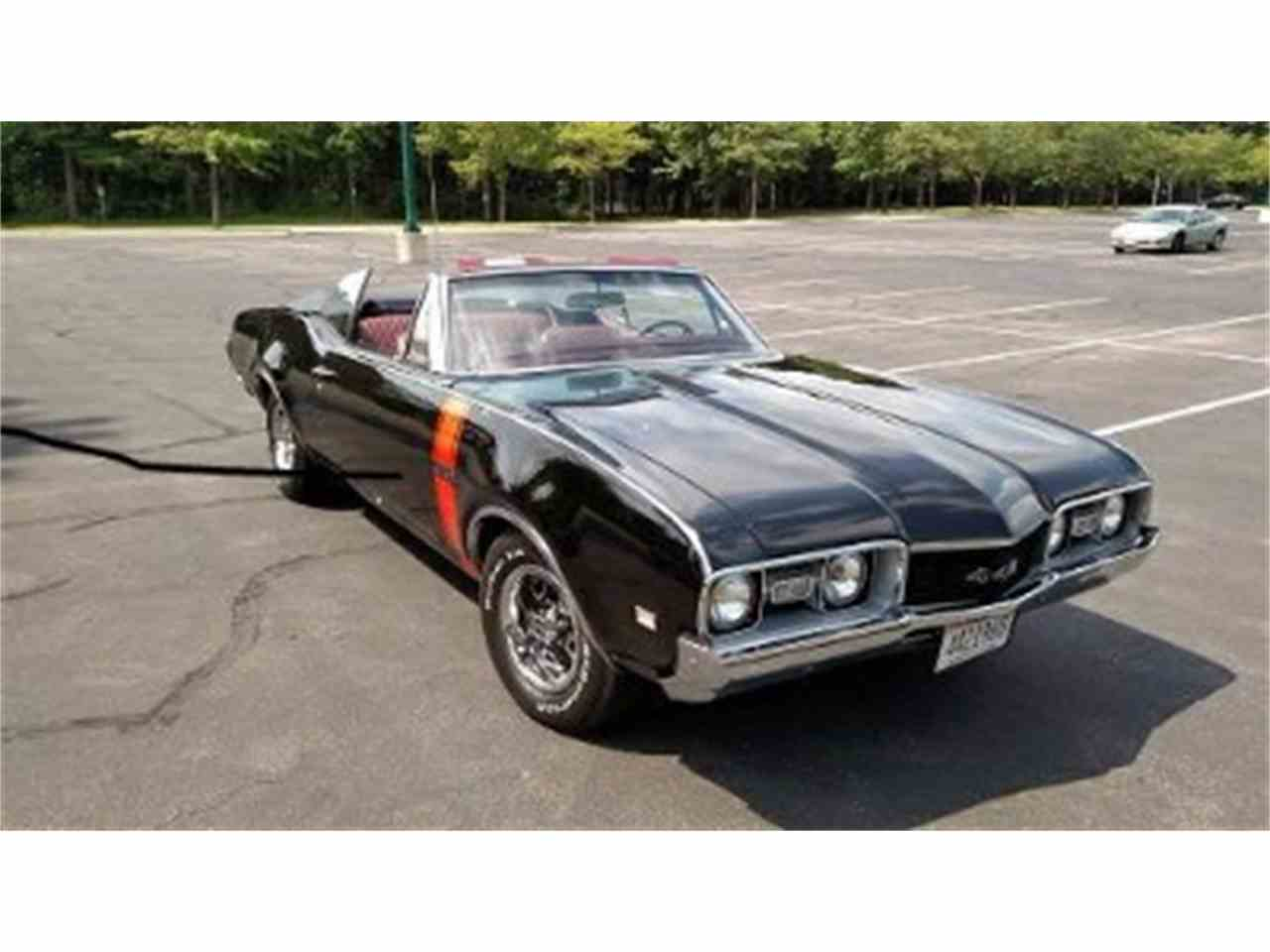 Large Picture of Classic 1968 442 - $52,500.00 Offered by North Shore Classics - GICH