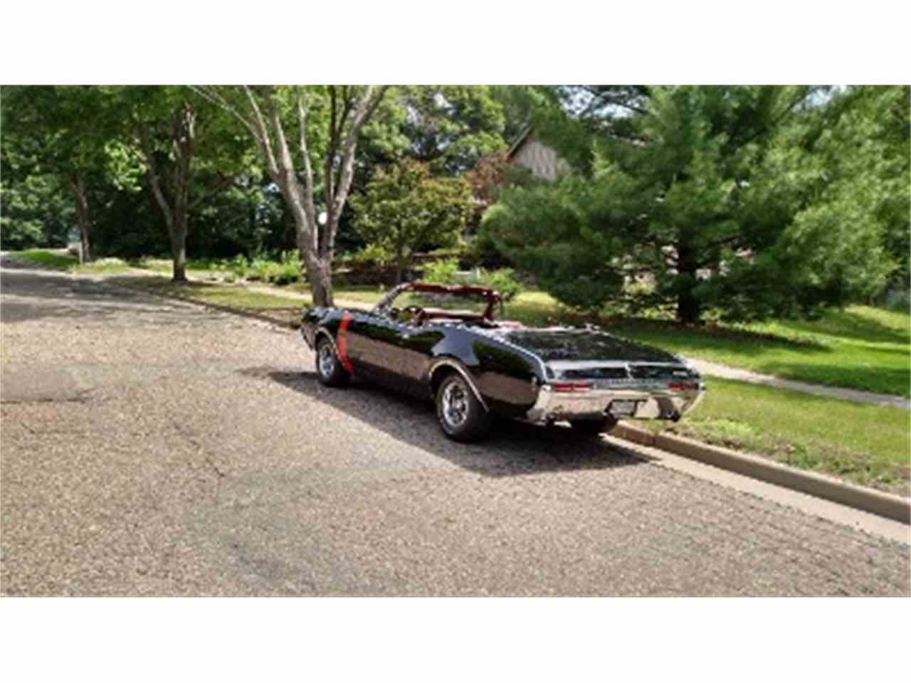 Large Picture of 1968 Oldsmobile 442 located in Illinois - $52,500.00 Offered by North Shore Classics - GICH