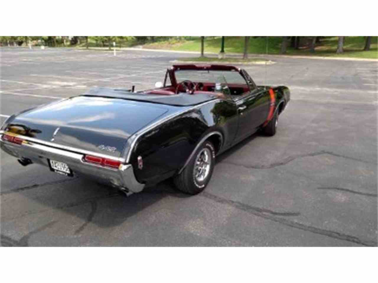 Large Picture of Classic '68 Oldsmobile 442 Offered by North Shore Classics - GICH