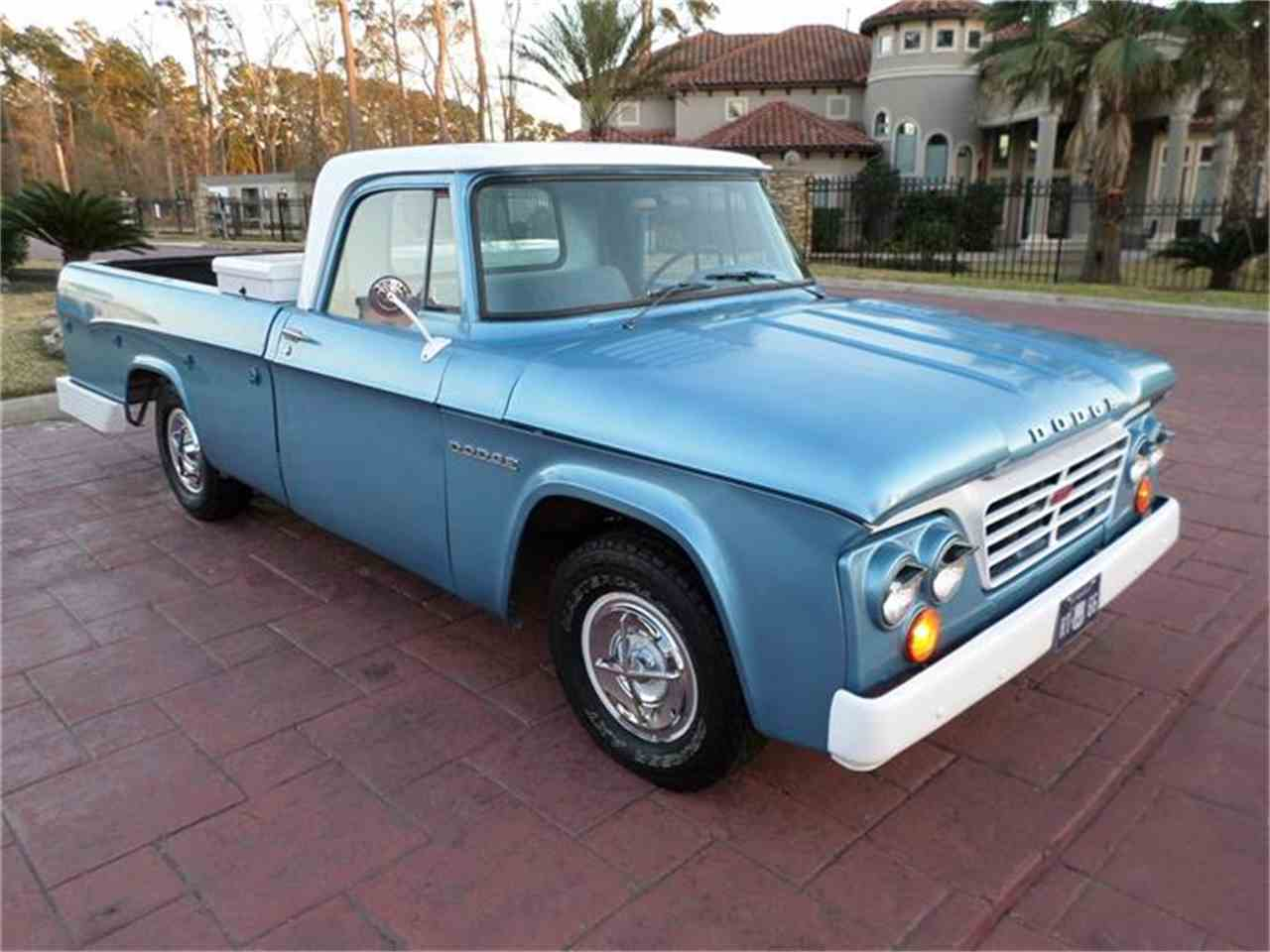 1964 Dodge D100 for Sale | ClicCars.com | CC-772773