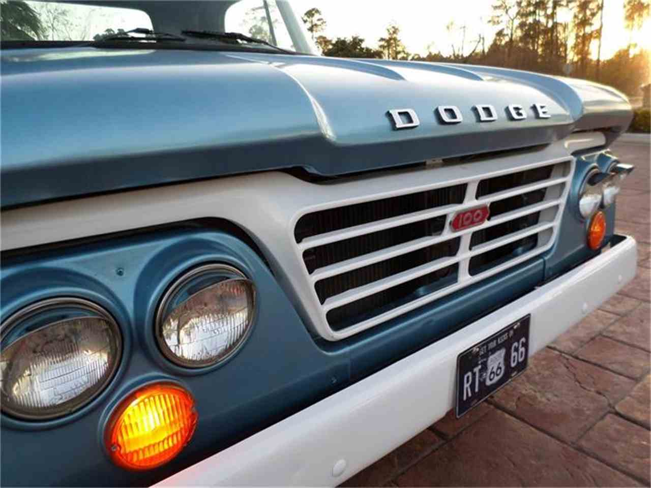 Large Picture of '64 D100 - GK9X