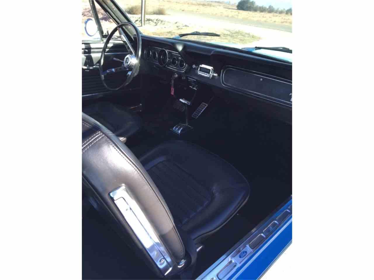 Large Picture of '66 Mustang - GKAJ