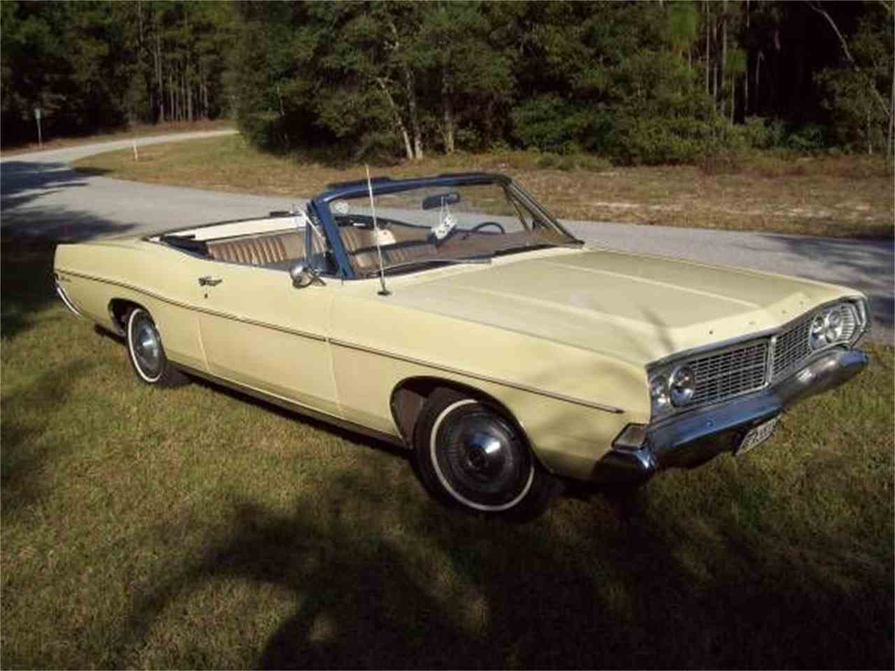 Large Picture of '68 Galaxie - GICO