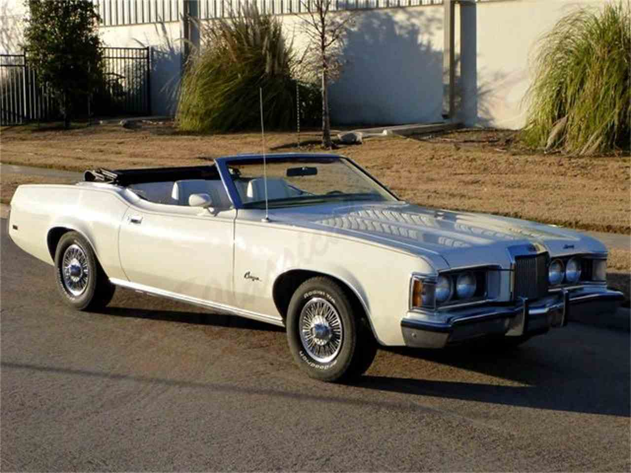 Large Picture of '73 Cougar XR7 - GIDL