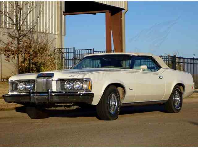 Picture of 1973 Mercury Cougar XR7 - $16,500.00 - GIDL