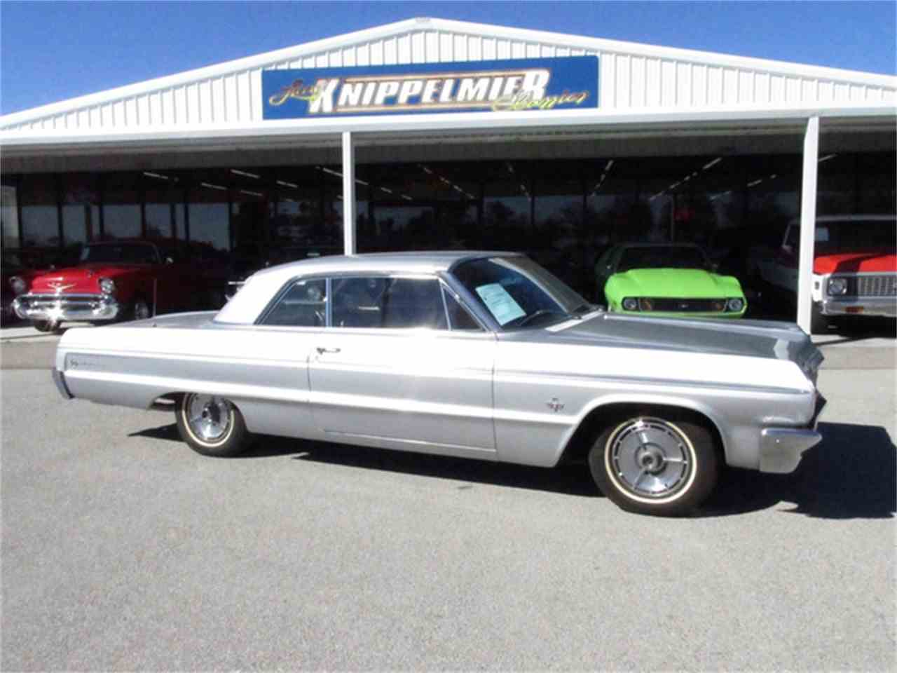 Large Picture of '64 Impala - GKQV