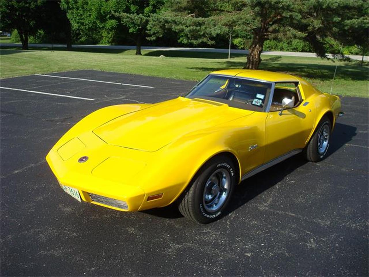 Large Picture of '73 Corvette - GKR9