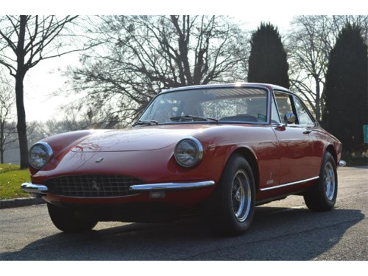 Large Picture of Classic 1968 365 GTC - $825,000.00 Offered by Gullwing Motor Cars - GIEL
