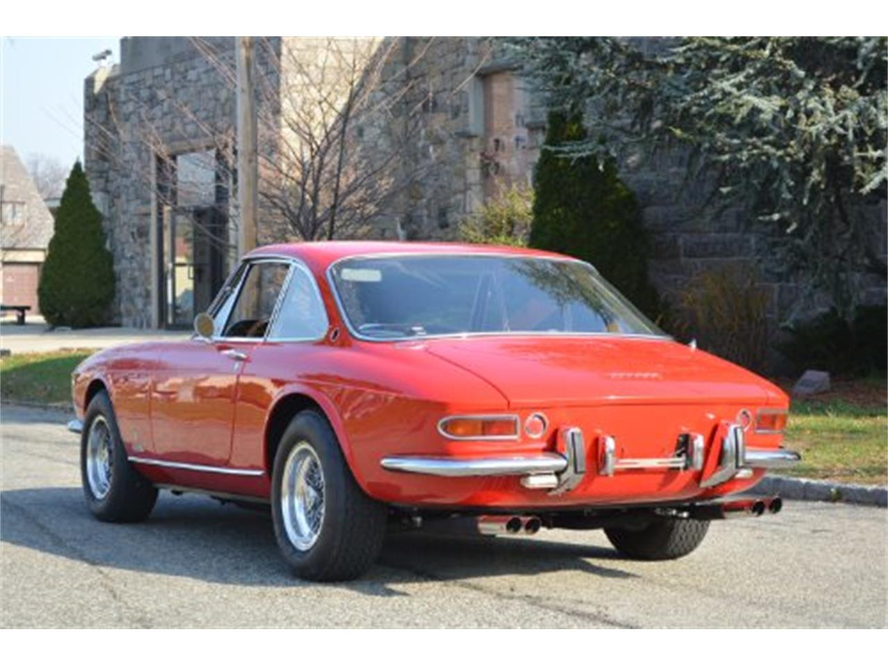 Large Picture of Classic '68 Ferrari 365 GTC - $825,000.00 Offered by Gullwing Motor Cars - GIEL