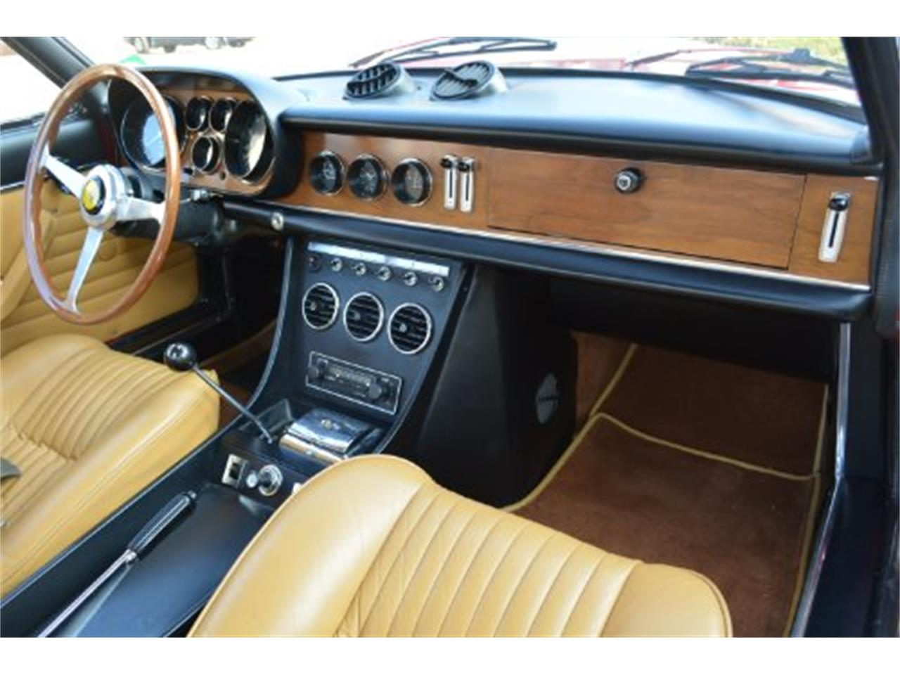 Large Picture of Classic 1968 Ferrari 365 GTC located in New York - $825,000.00 Offered by Gullwing Motor Cars - GIEL