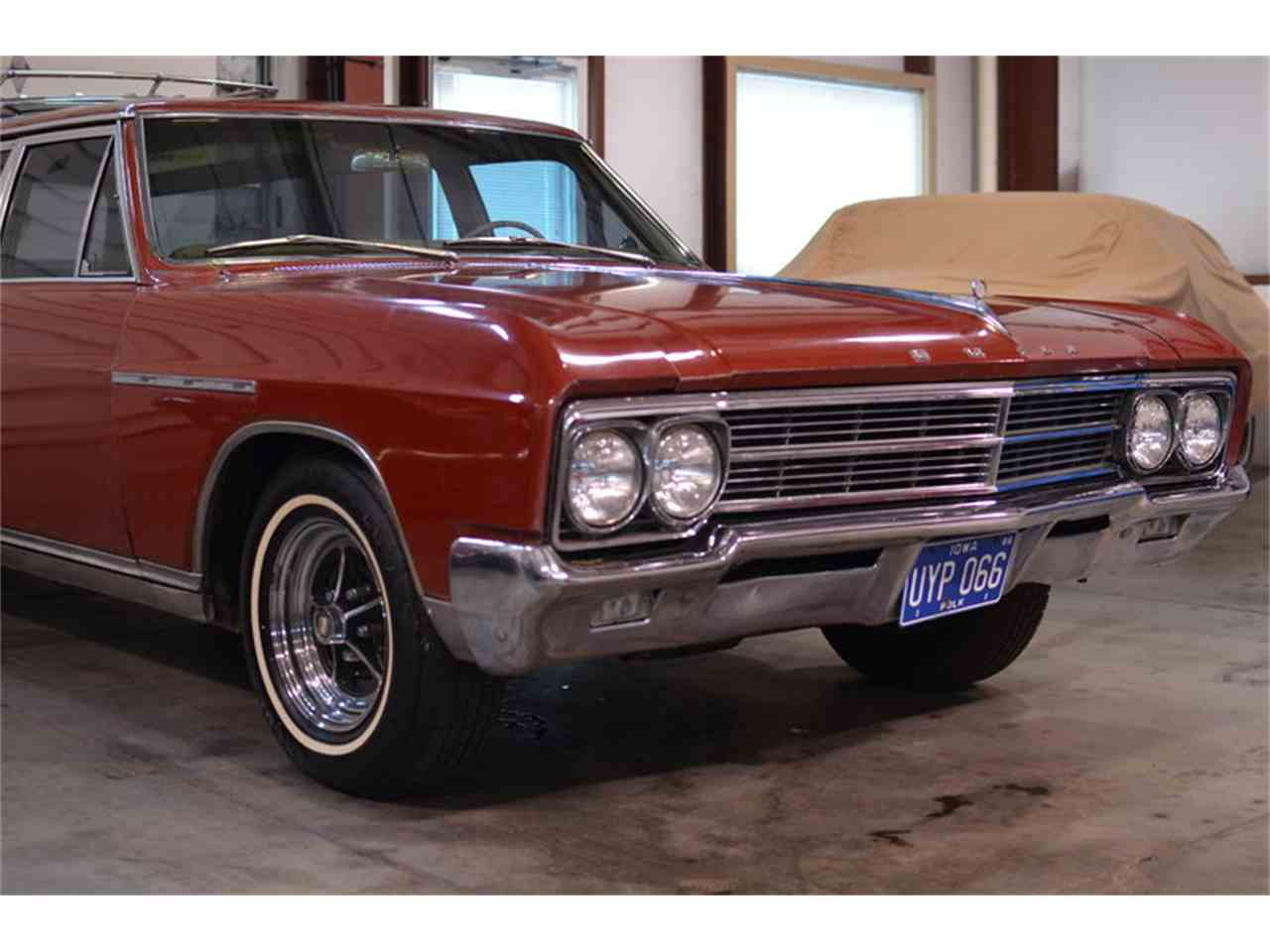 Large Picture of '66 Sport Wagon - GKVG