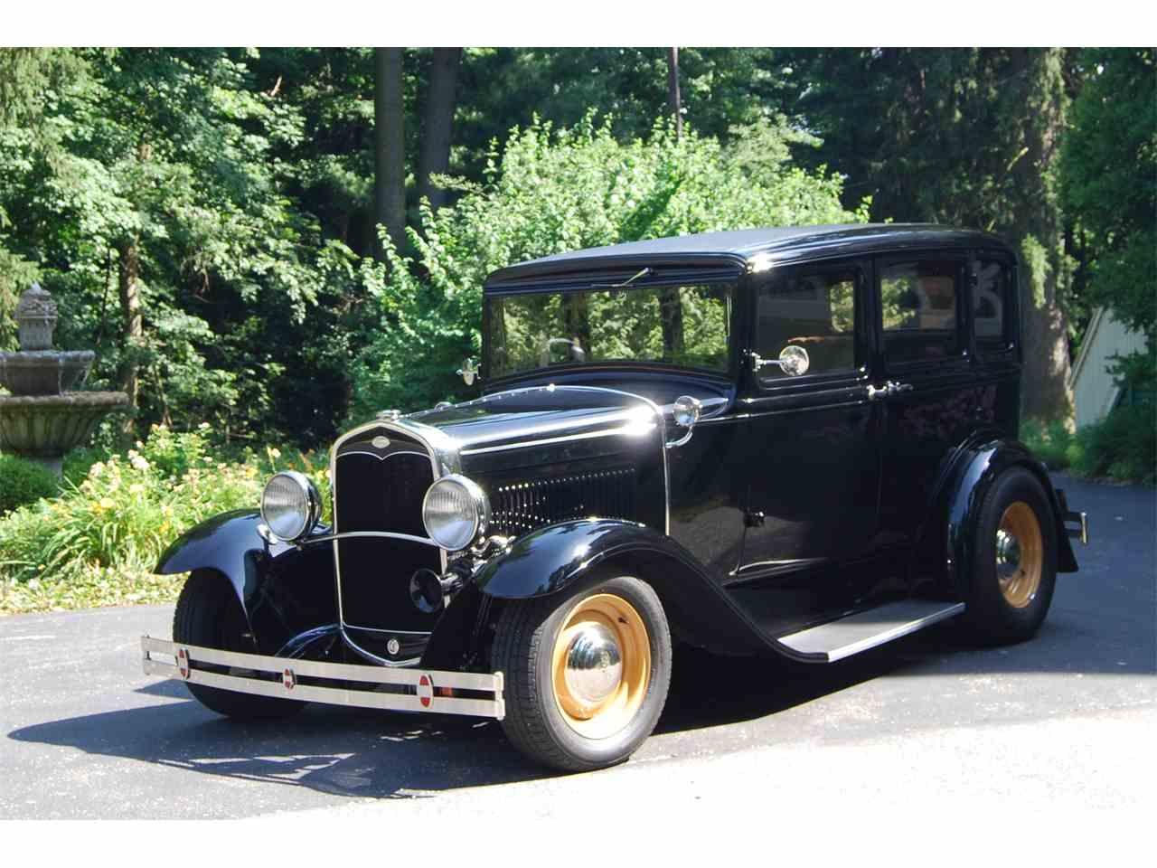 1931 ford model a for sale cc 773579. Black Bedroom Furniture Sets. Home Design Ideas