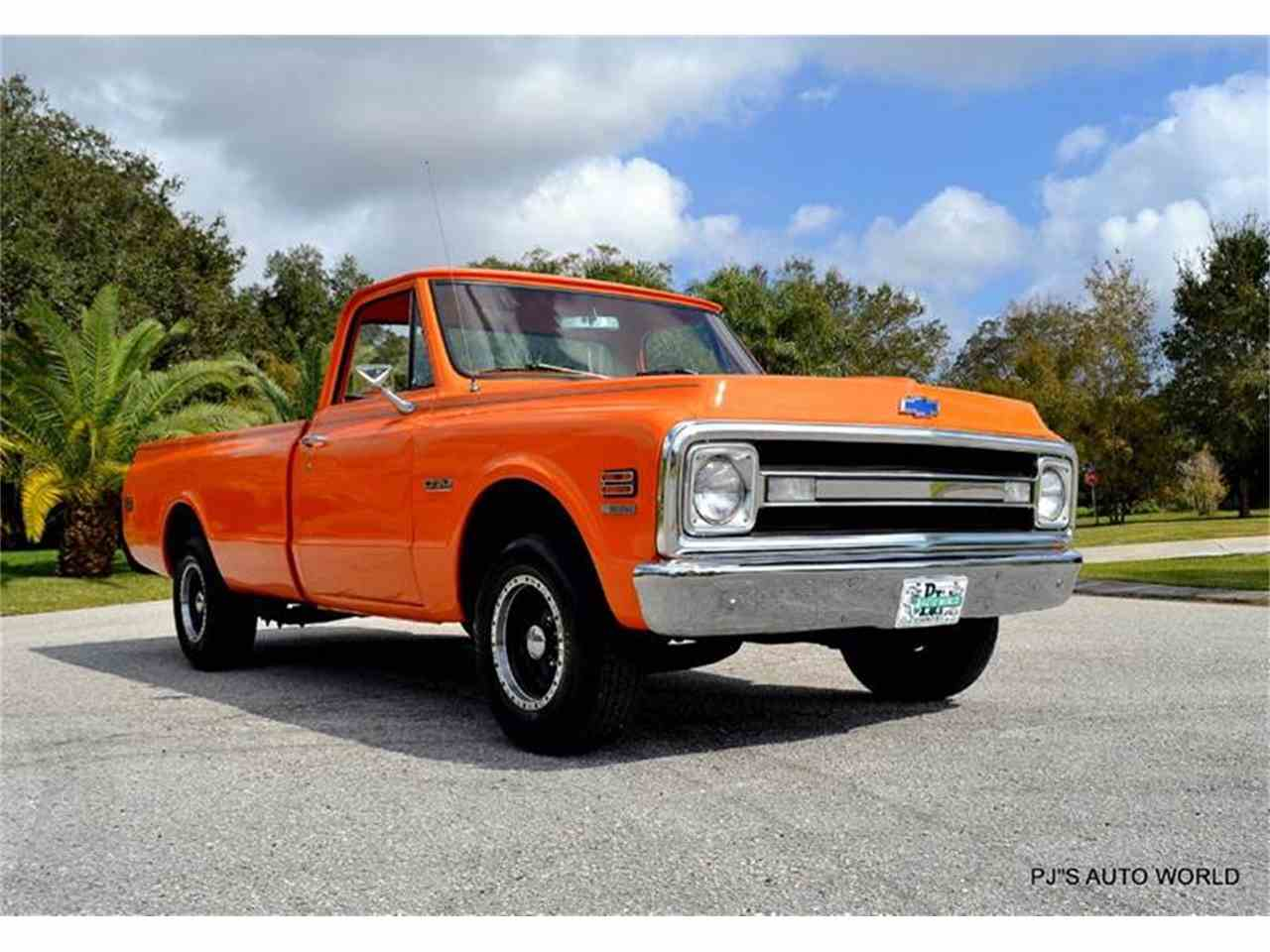 Large Picture of '70 C/K 10 - GIFS