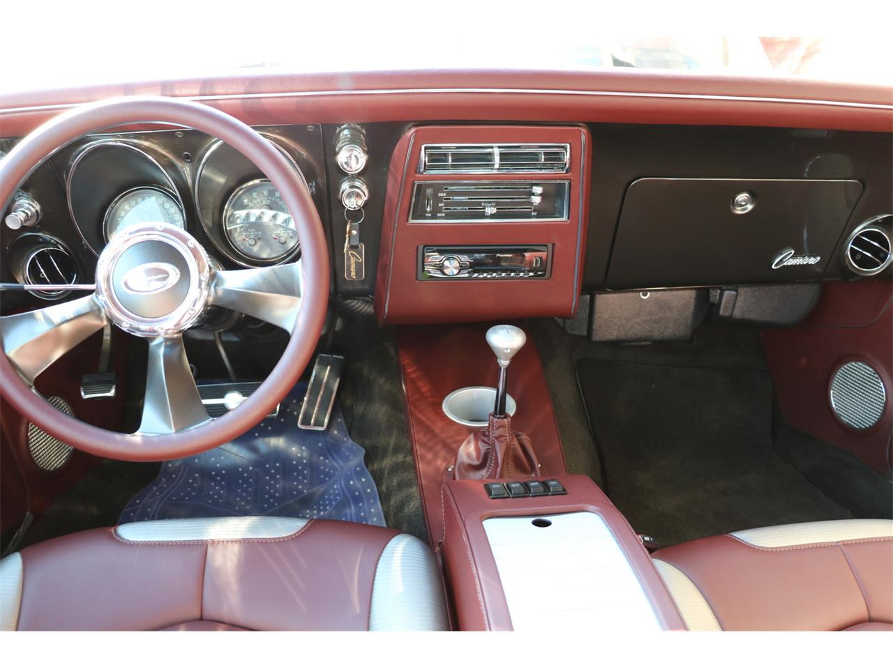 Large Picture of '67 Camaro RS - GL8Q