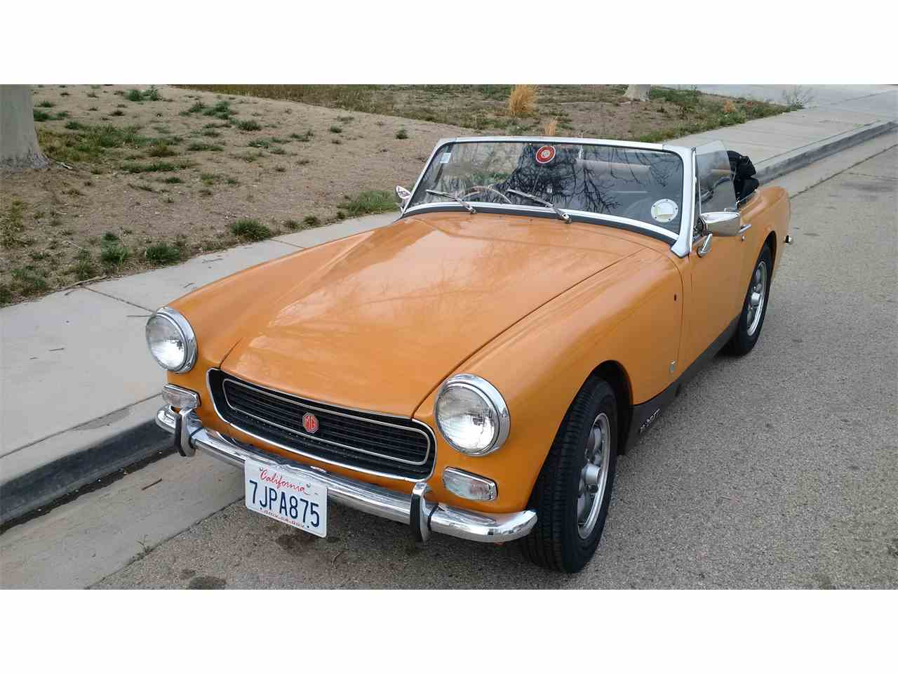 Large Picture of '72 Midget - $9,000.00 - GLED
