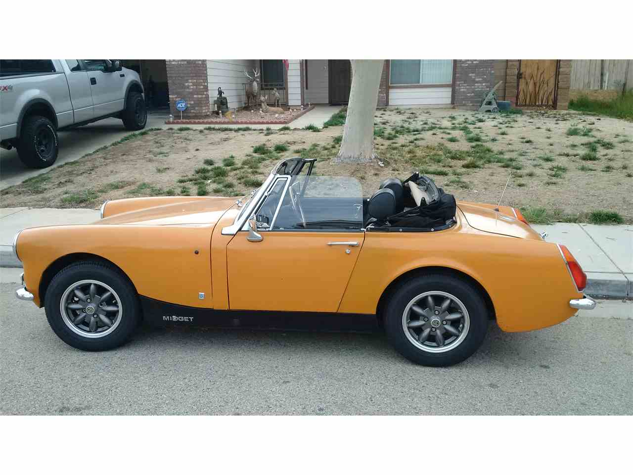 Large Picture of 1972 MG Midget - $9,000.00 Offered by a Private Seller - GLED